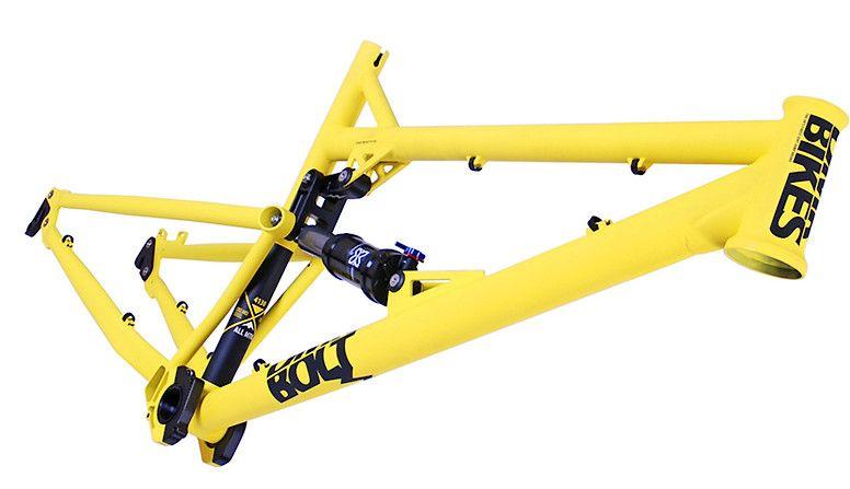 Dmr Bolt Long Frame In 2020 Bike Frame Mountain Bike Frames Bolt