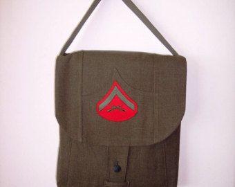 Military Uniform Computer Bag Messenger Bag Shoulder Bag