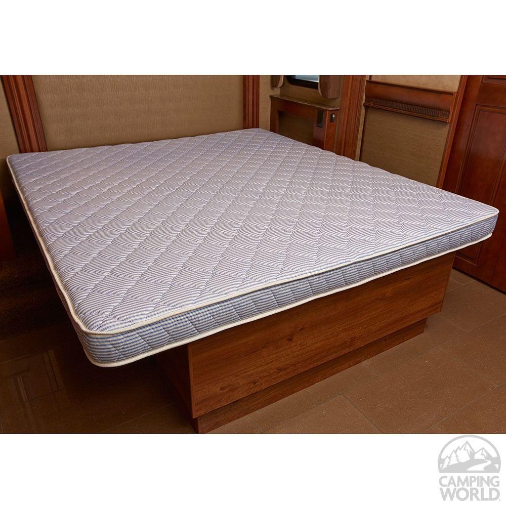 Motorhome Innerspace Travel Comfort 5 5 Rv Mattress In A Box