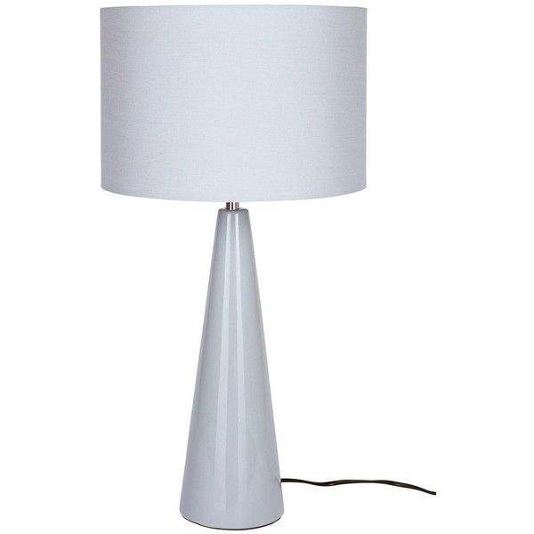 Boho Table Lamp 46 Liked On Polyvore Featuring Home Lighting