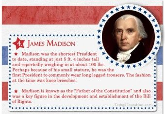Over 100 Fascinating Facts About U.S Presidents Past and Present (Part-1) #presidents