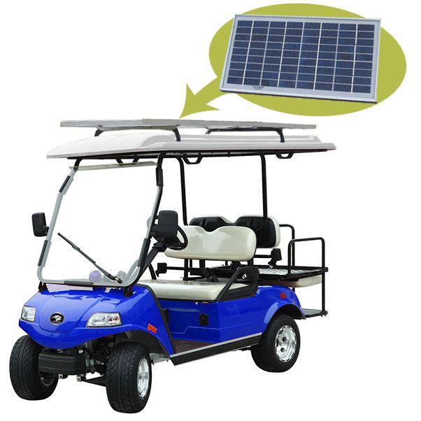 Hdk Solar Panel Golf Cart Golf Carts Golf Cart Batteries Golf
