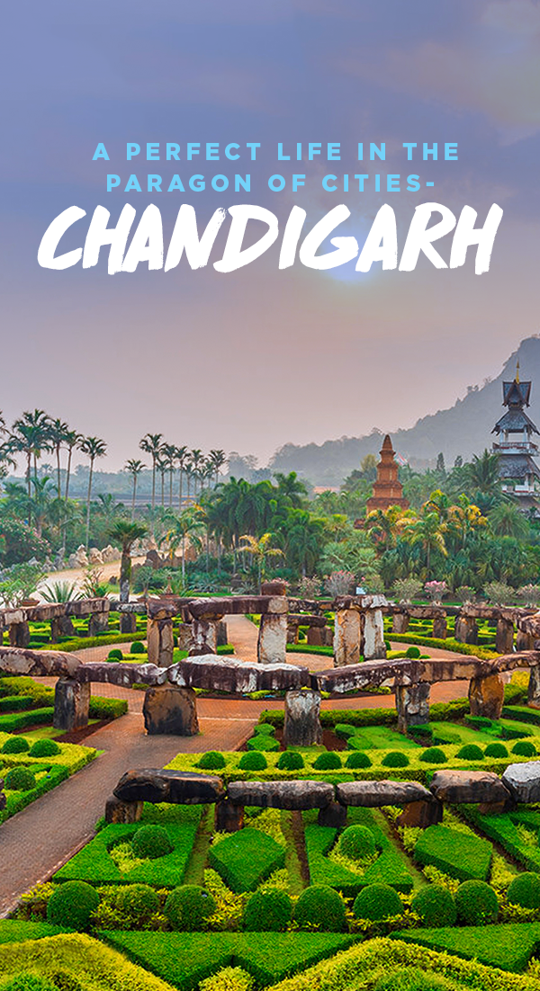 Chandigarh, the capital of the northern Indian states of