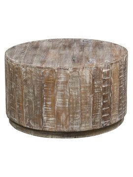 Laura Short Round Coffee Table From All Of The Tables Console Side