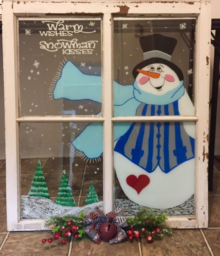 Warm Wishes Snowman Kisses In 2020 Snowman Painting Snowman Painting