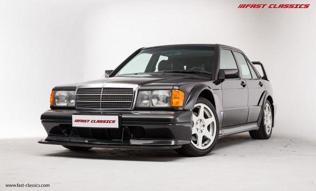1990 Mercedes Benz 190 E 2 5 16v Evolution Ii For Sale At Fast