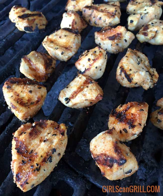 Nuggets Keto: Grilled Chick-Fil-A Nuggets