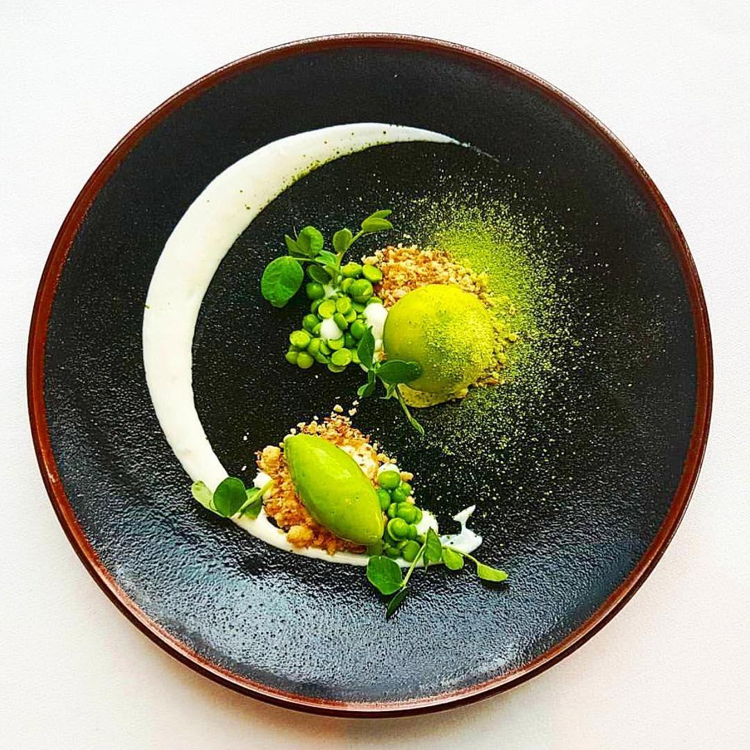 Pingl par 42 sur food decorations pinterest - Dressage des plats en cuisine ...