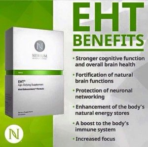 Eht Age Defying Supplement Helps Protect Against Mental Decline With A Groundbreaking Formula That