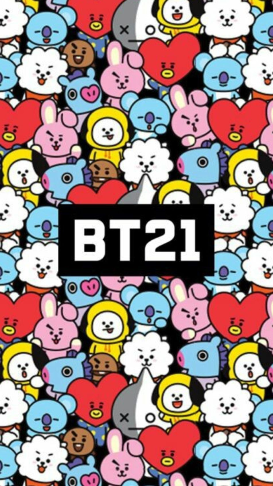 Bts wallpapers  - BT21