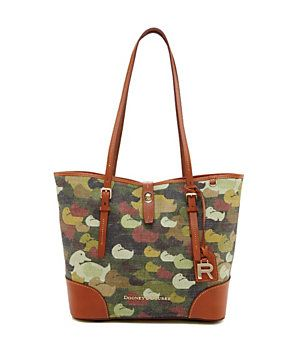 Dooney Bourke Duck Dynasty Dover Camo Print Tote Dillard S Mobile New Handbags