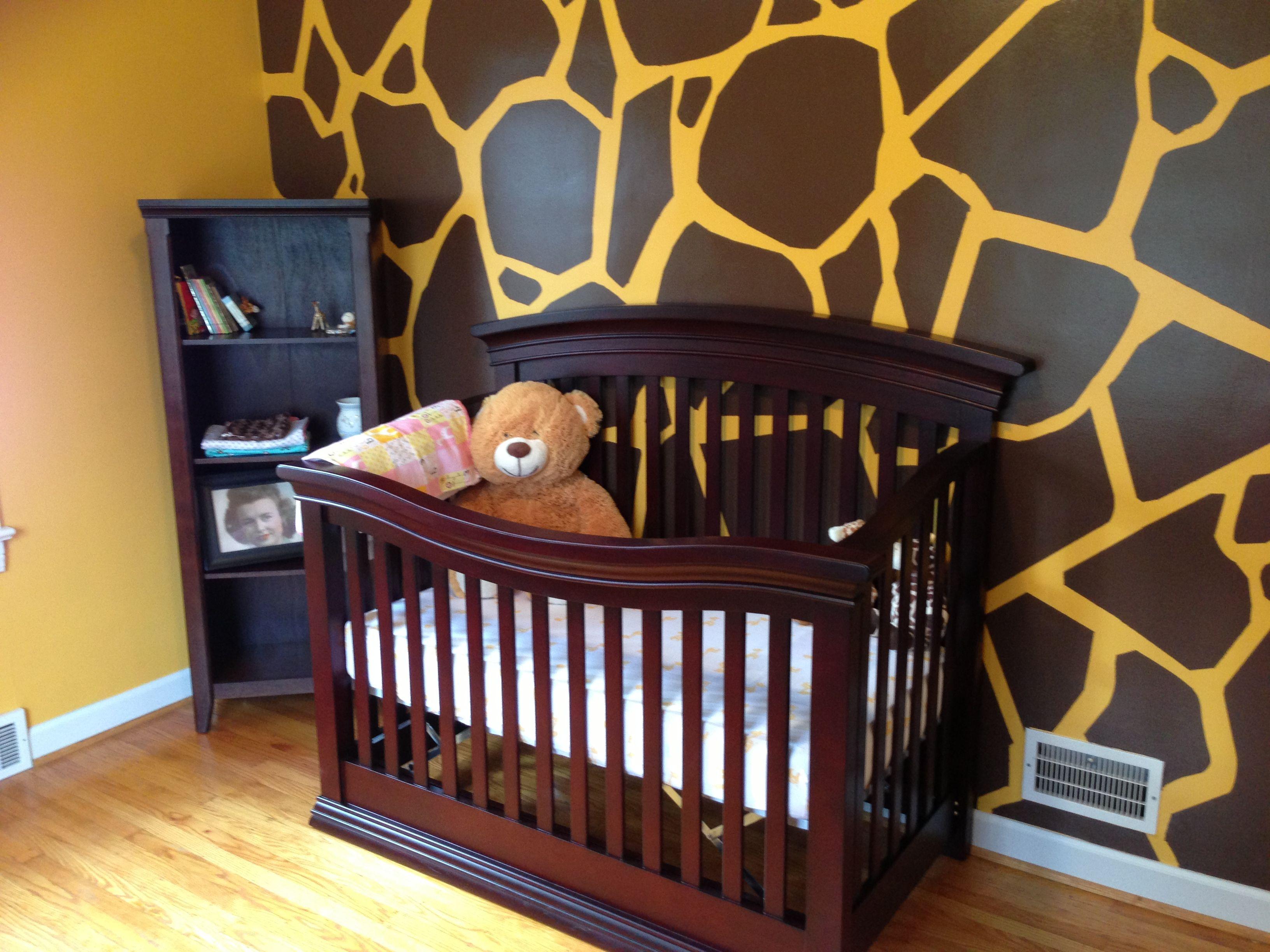 Giraffe wall | Home decor, Nursery, Decor