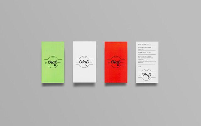 一手掌握品牌的精神:名片設計 » ㄇㄞˋ點子靈感創意誌