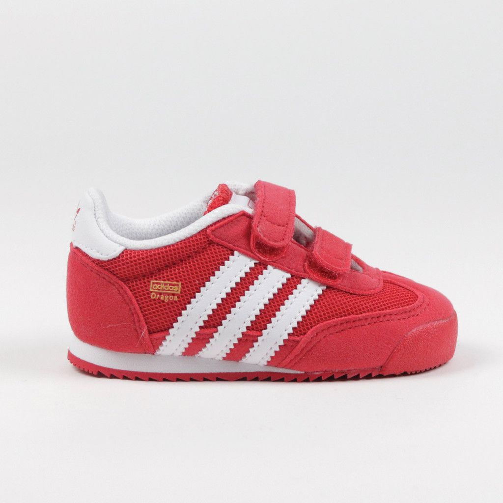 d912b7bf6d02 Adidas Dragon CFI Red Shoe