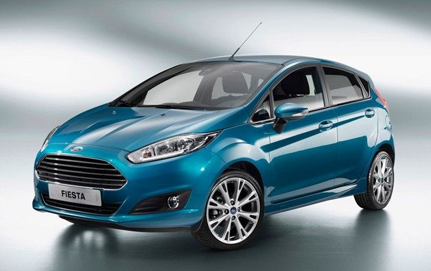 Refreshed 2013 Ford Fiesta Revealed In Amsterdam W Video Ford