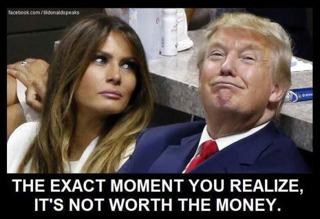 Funniest memes reacting to trump 39 s groping scandal the for Sugar daddy jokes