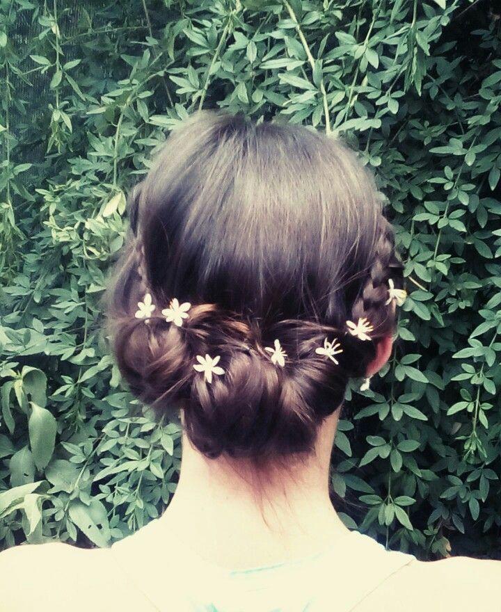 Peinado boho! Alu por pauli! :)