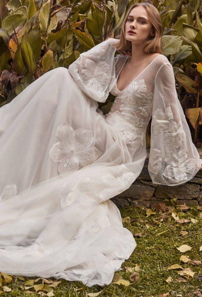 Designer-Brautkleider 2018: Diese Luxuskleider sind ein wahrer Traum ...