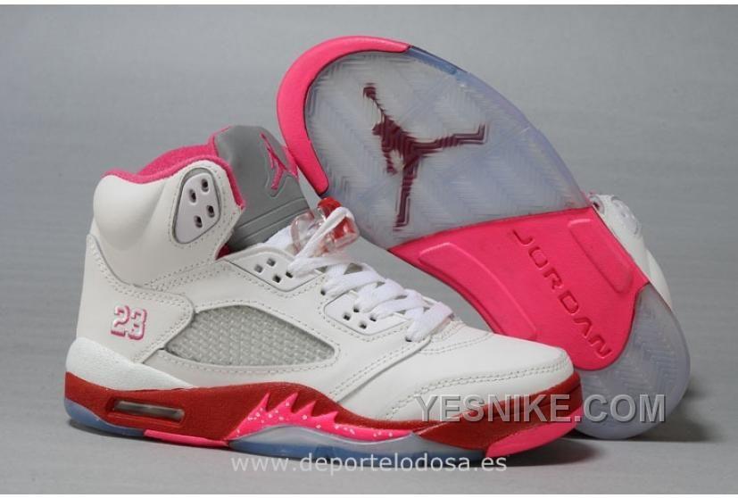 Air Jordan 5 Chica