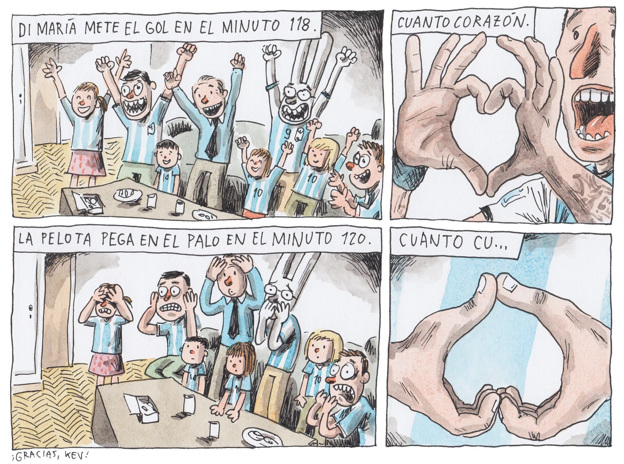 La final por Liniers