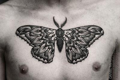 fuckyeahtattoos:leitbild    Mandala Mothby Daniel Meyer via LEITBILD