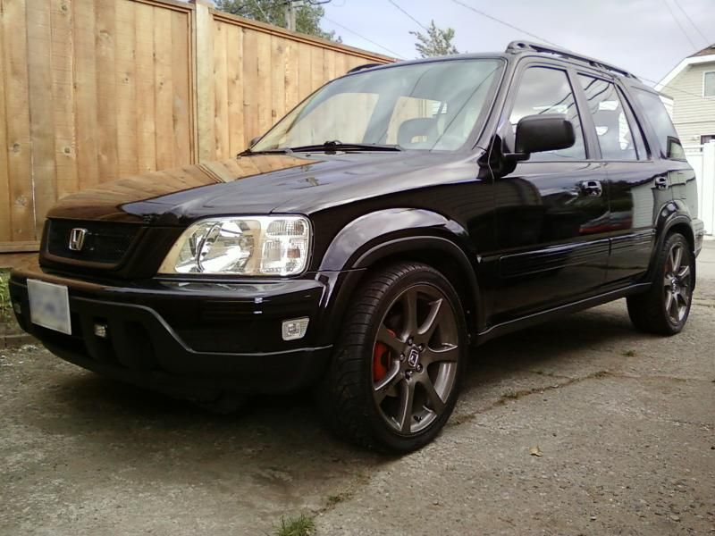 Post Pictures Of Your First Gen Cr V Project Page 2 Honda Tech
