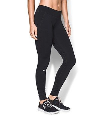 fe0c0dab879f71 Under Armour 1238262 UA ColdGear Infrared EVO Legging (Black M), Women's,  Size: Medium