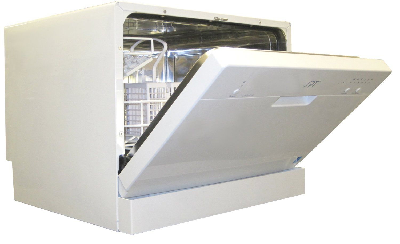 Countertop Dishwasher White Appliances Countertop Dishwasher