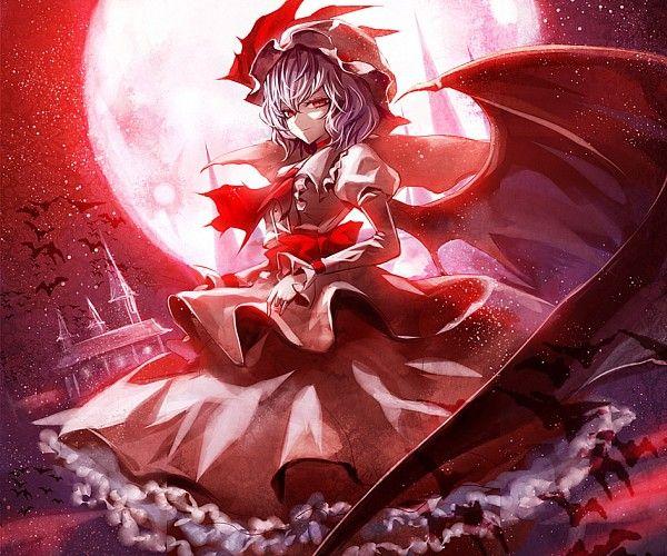 remilia scarlet 1638431 かわいいアニメガール レミリア かわいい 東方 かわいい