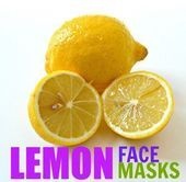 Top Three Lemon Face Mask Recipes for Fresh and Br