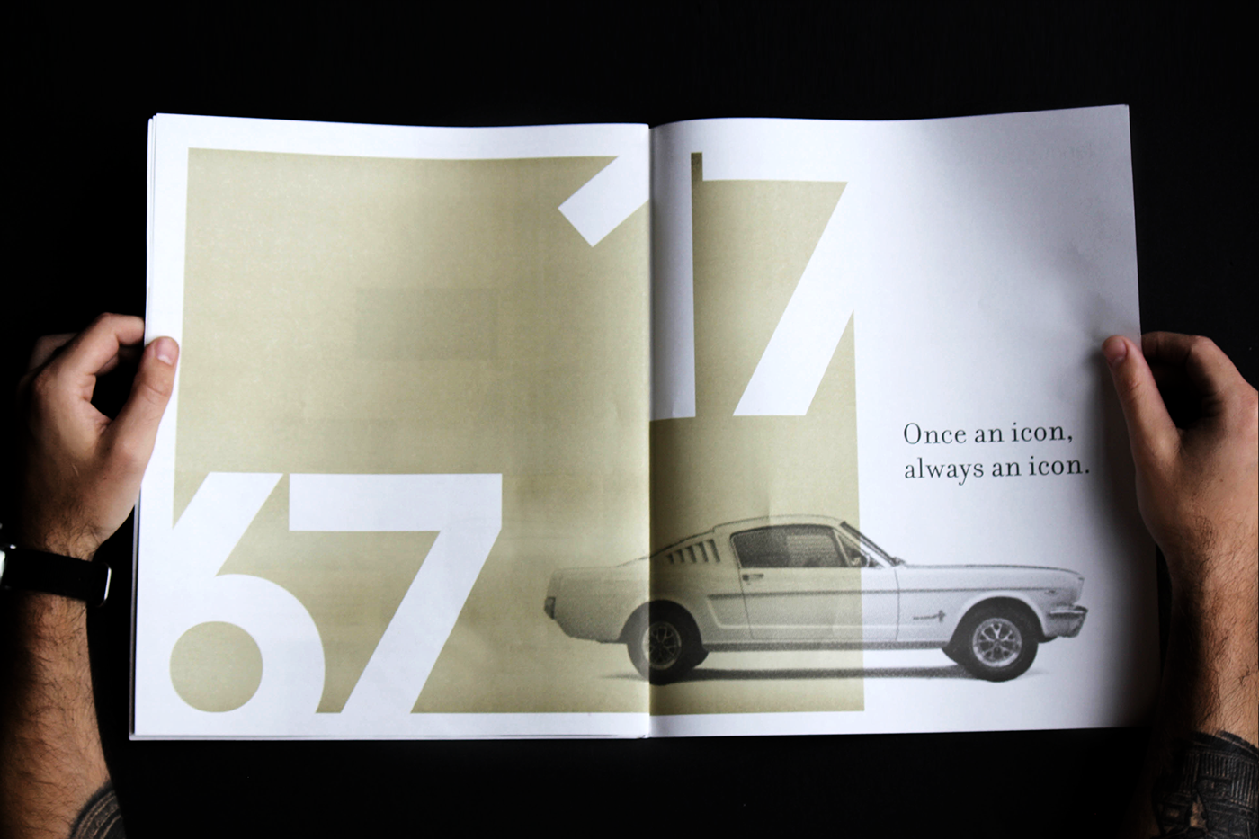 50 Years. 50 Stories. on Behance