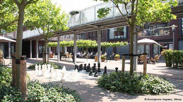 Vila holandesa dedicada ao tratamento do Alzheimer