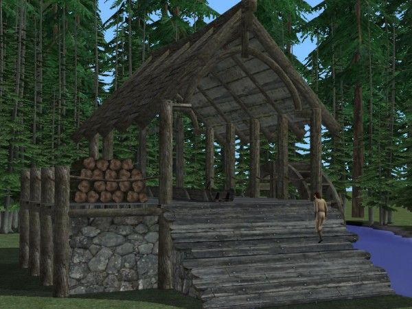 Ing Lumber For House Skyrim
