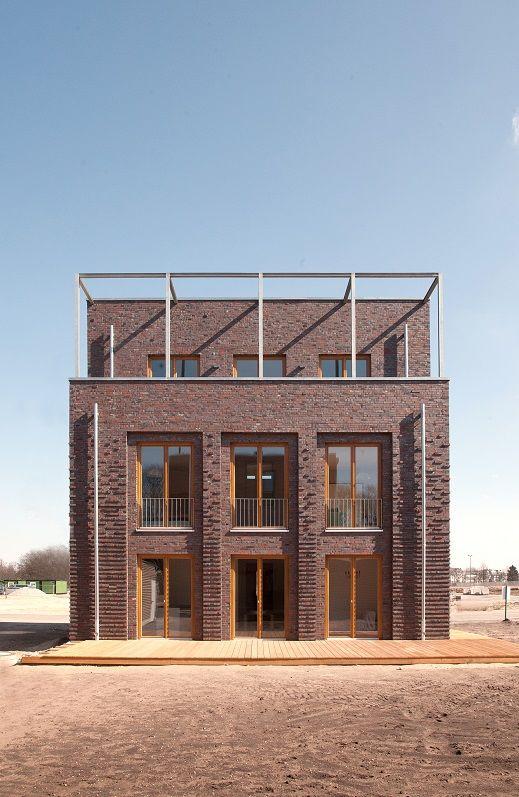 Architekt Emsdetten haus co theis janssen architekt bda architektur mauerwerk
