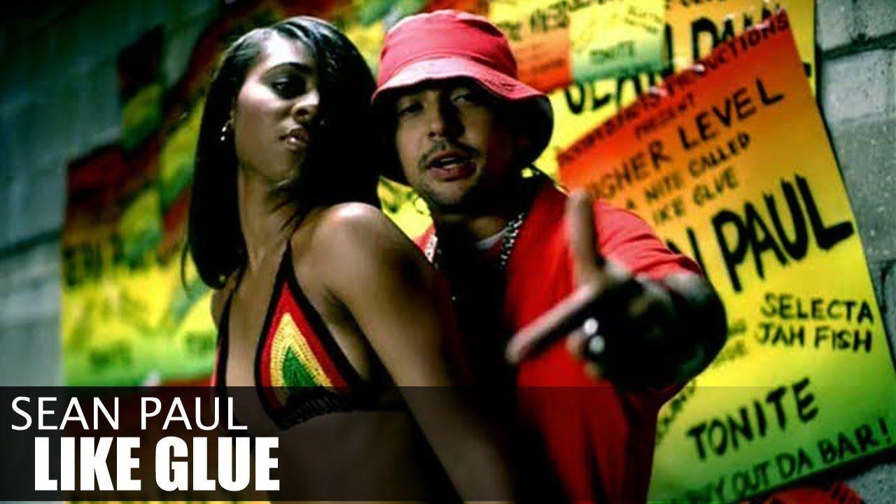 Sean Paul - Like Glue | I GOT THE MUSIC IN ME! | Sean paul