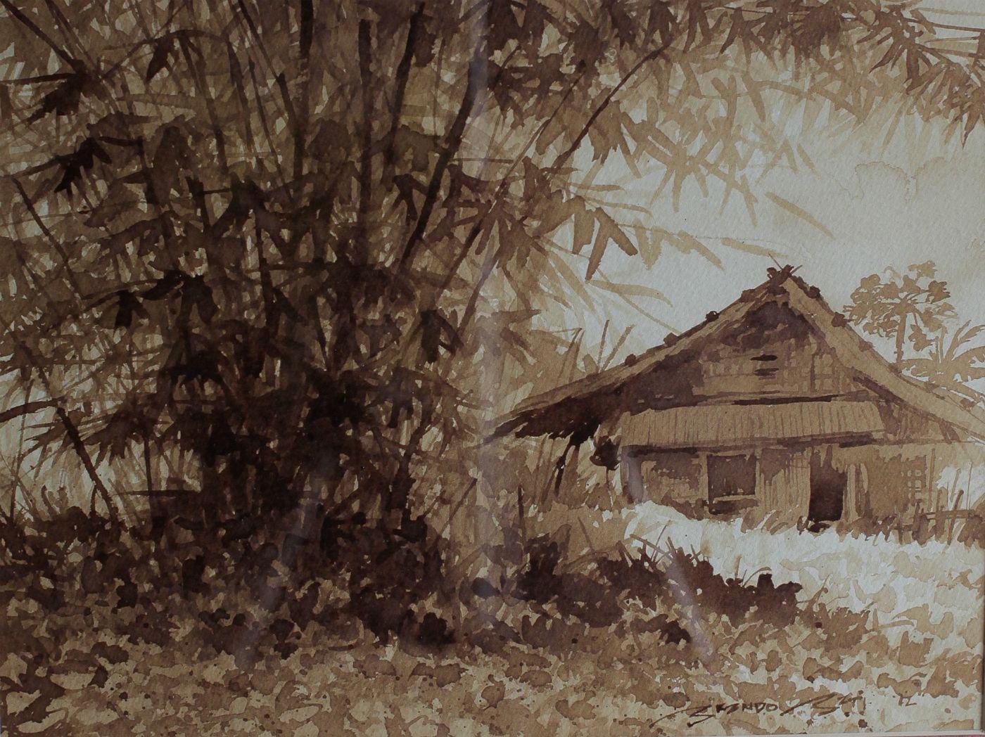 Brandon Bati Collection Filipino Visual Artist in Macuha