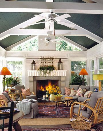 Living room ceiling ideas fireplaces ceiling design and for Clerestory windows cost