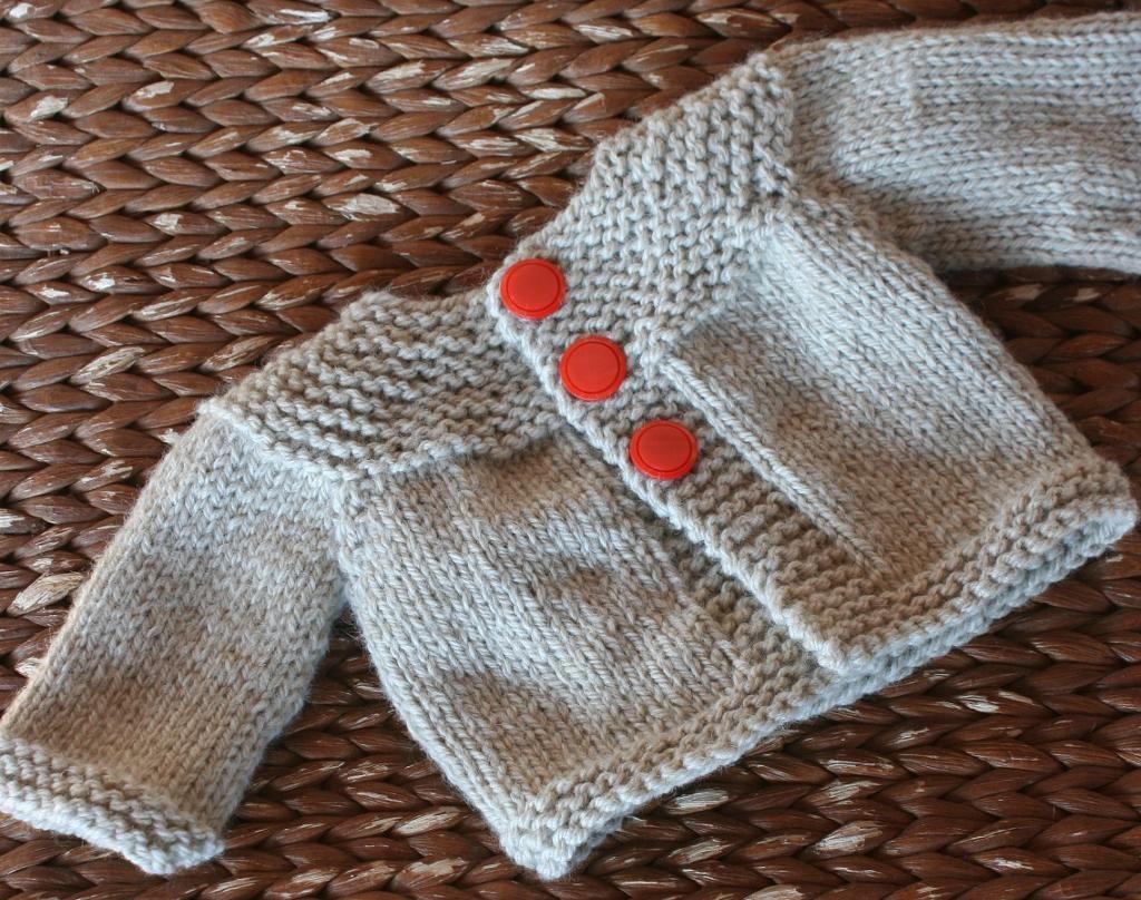 The Best Baby Knitting Patterns - On Craftsy | Knitting patterns ...