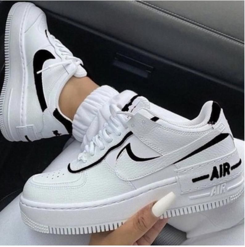 Nike Air Force 1 Shadow - Custom color - Custom Ni