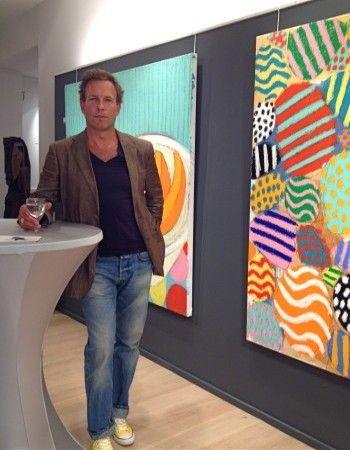 Hopkins, Gordon, 9/13 - Gallery Daniel Bisseiche, Knokke. Belgium
