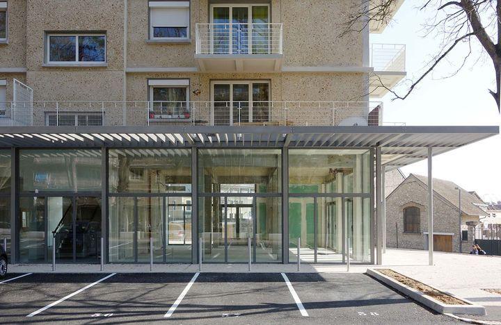 Nice Eliet U0026 Lehmann Et Patrice Lutier A003 Architectes   Village De La  Faisanderie, Nominé à