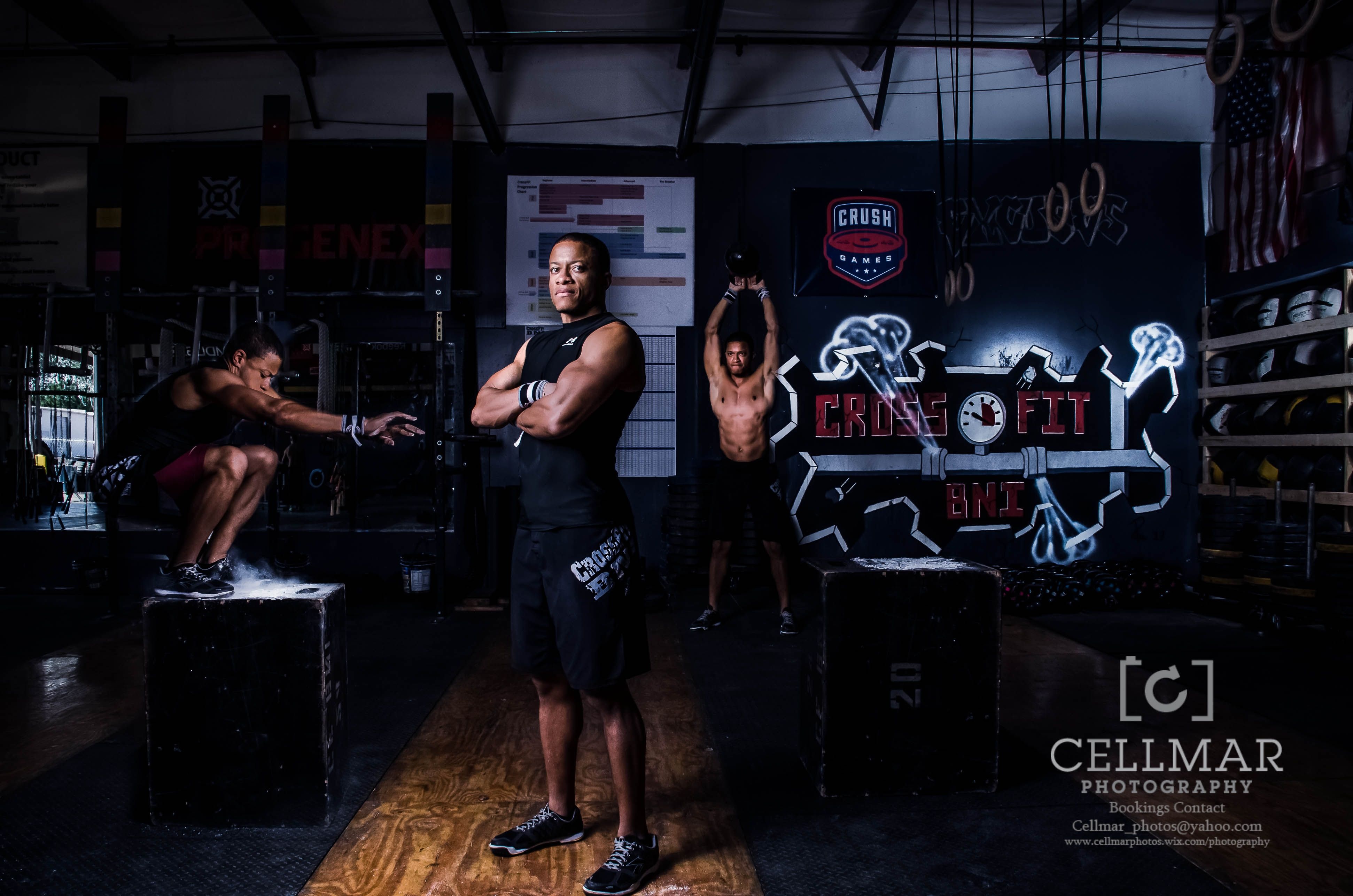 Crossfit Photography....who's running your box!