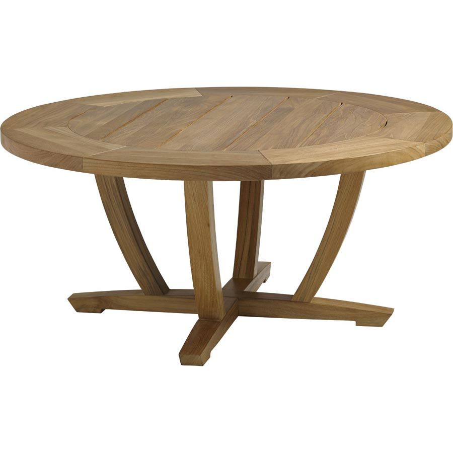 Gloster oyster reef 42 round coffee table gloster outdoor gloster oyster reef 42 round coffee table geotapseo Image collections
