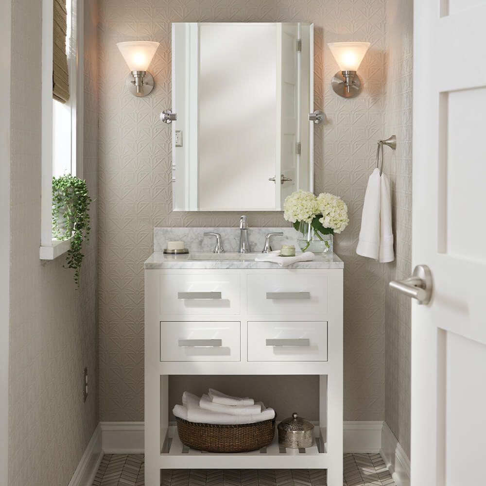 Cost To Remodel A Bathroom - The Home Depot In 2020