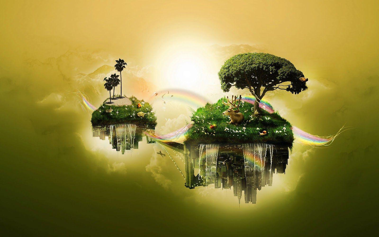 Magical world island hd wallpapersg 16001000 art of magical world island hd wallpapersg 16001000 voltagebd Choice Image
