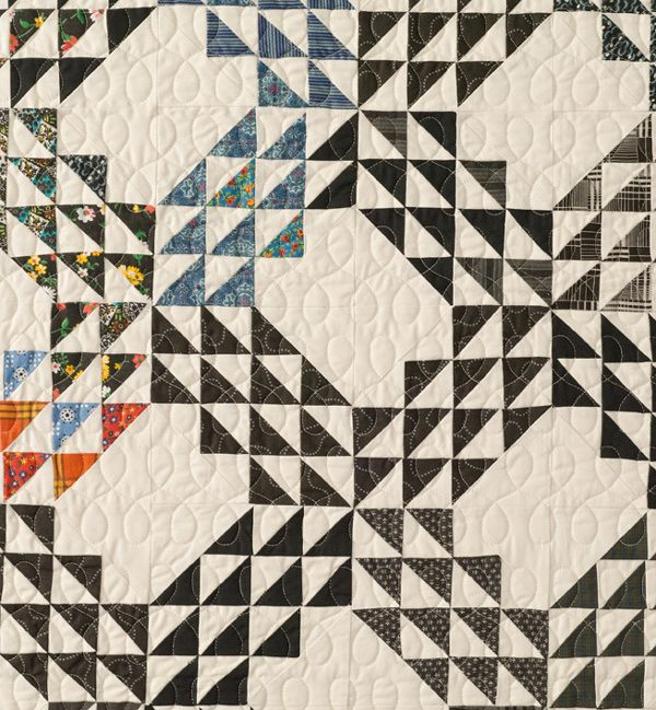 denyse schmidt ocean waves quilt pattern. am i actually going to ... : modern quilts for sale - Adamdwight.com