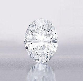Egg Sized Perfect White Diamond Fetches Record 30 8 Million In Hong Kong Oct 2017 This Flawless Oval Broke The For