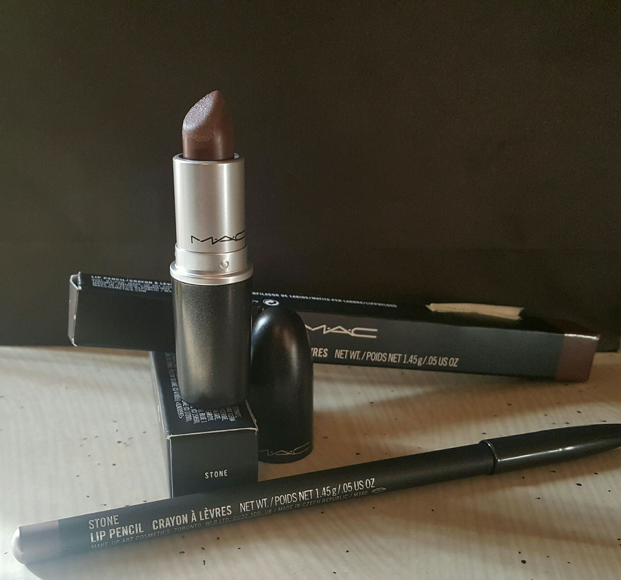 SarahSmithMUA | Mac lipstick, Lipstick, Lip liner colors |Mac Stone Lip Liner Discontinued