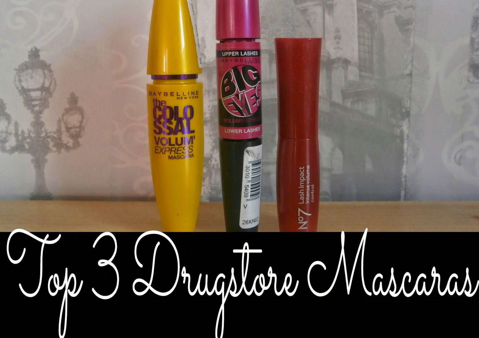 My Top 3 Drugstore Mascaras♥ Drugstore mascara, Mascara