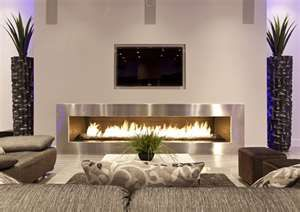 Yes This Is The Fireplace I Will Have Living Room Design Modern Minimalist Living Room Design Contemporary Fireplace Designs